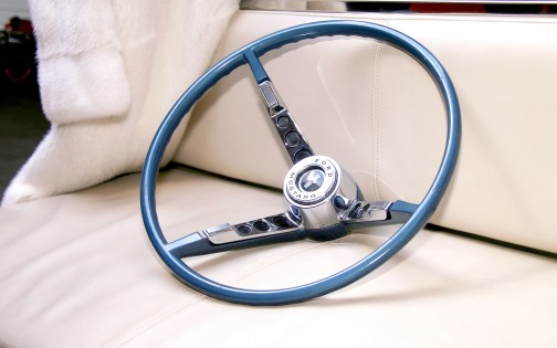 STEERING WHEEL FORD MUSTANG 1965