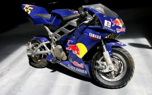 POCKET-BIKE YAMAHA RED BULL