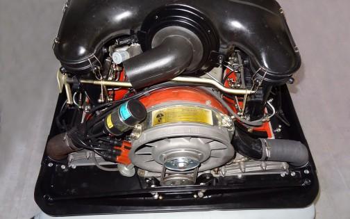 Moteur Porsche 911 RS 2.7
