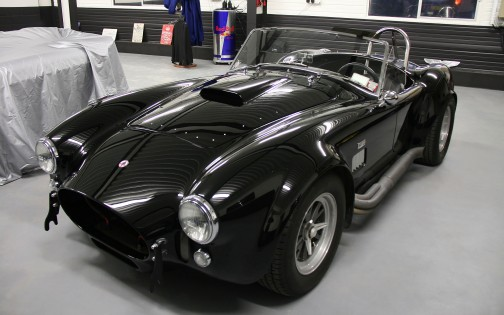 AC COBRA 427 CARROLL SHELBY LCD