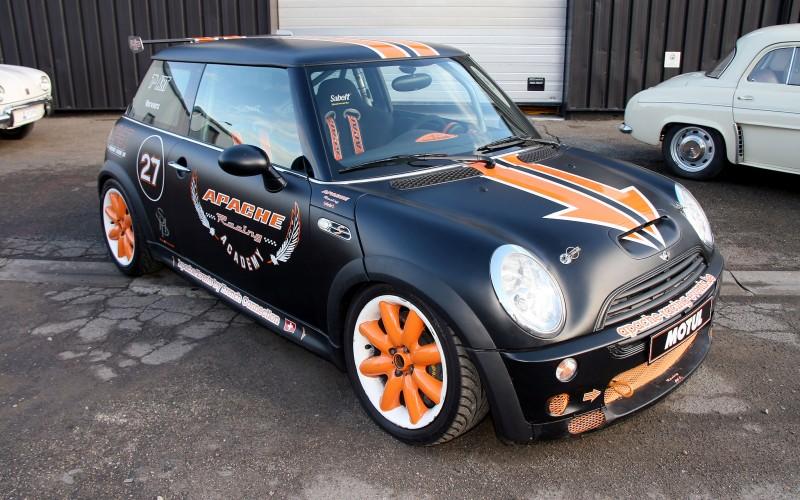 Mini Challenge R53 Jcw Préparée Course Occasion à Vendre