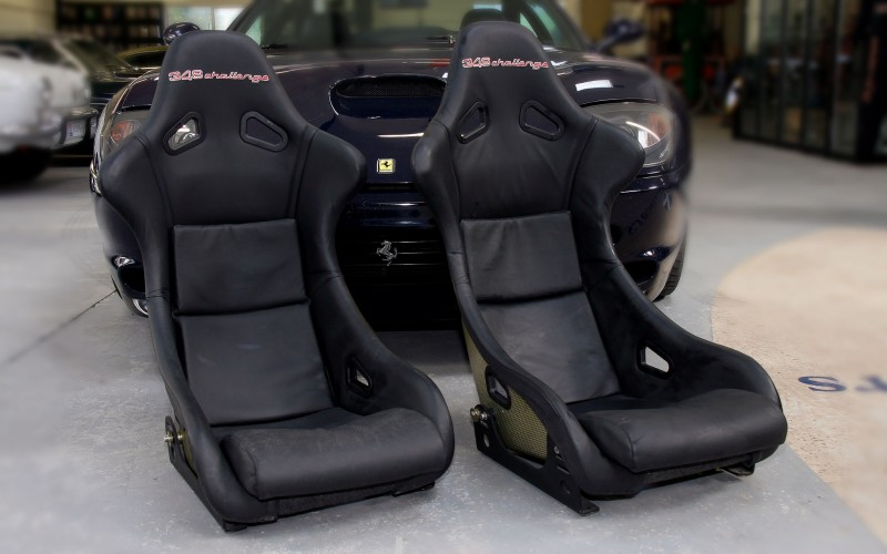 Bucket Seats For Ferrari 348 Challenge