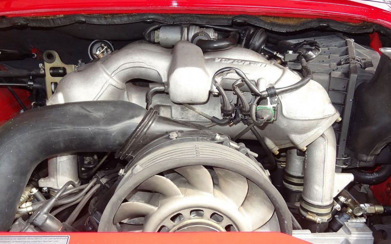 Porsche 993 RS Clubsport