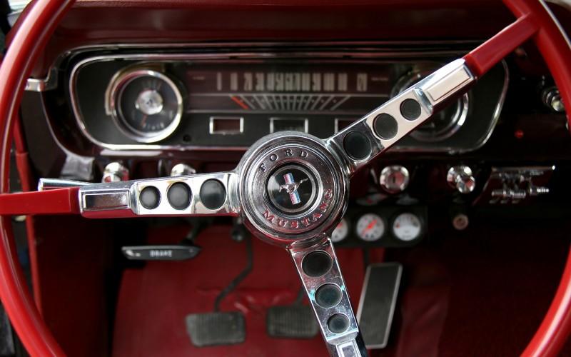 Ford Mustang coupé hardtop